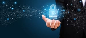 General Data Protection Regulation (GDPR), GDPR in the hand of business. GDPR concept
